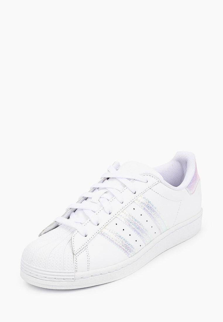 Кеды для мальчиков Adidas Originals (Адидас Ориджиналс) FV3139: изображение 2