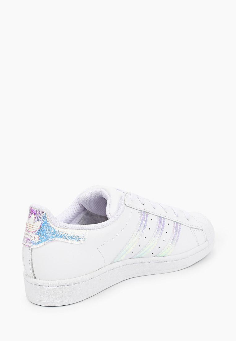 Кеды для мальчиков Adidas Originals (Адидас Ориджиналс) FV3139: изображение 3