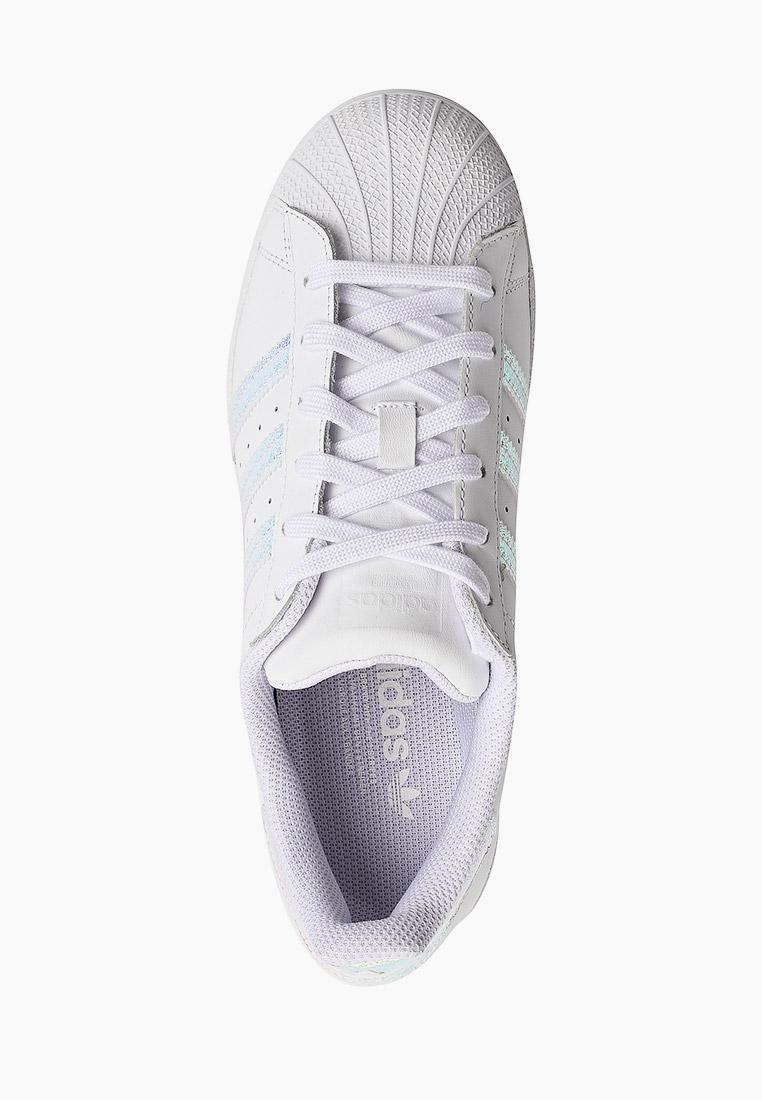 Кеды для мальчиков Adidas Originals (Адидас Ориджиналс) FV3139: изображение 4