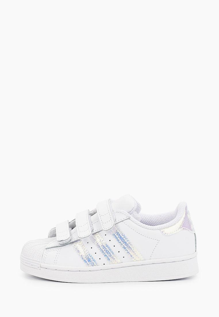 Кеды для мальчиков Adidas Originals (Адидас Ориджиналс) FV3655