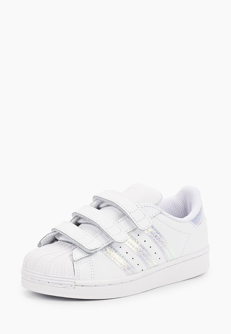 Кеды для мальчиков Adidas Originals (Адидас Ориджиналс) FV3655: изображение 2
