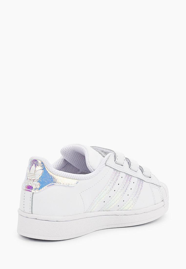 Кеды для мальчиков Adidas Originals (Адидас Ориджиналс) FV3655: изображение 3