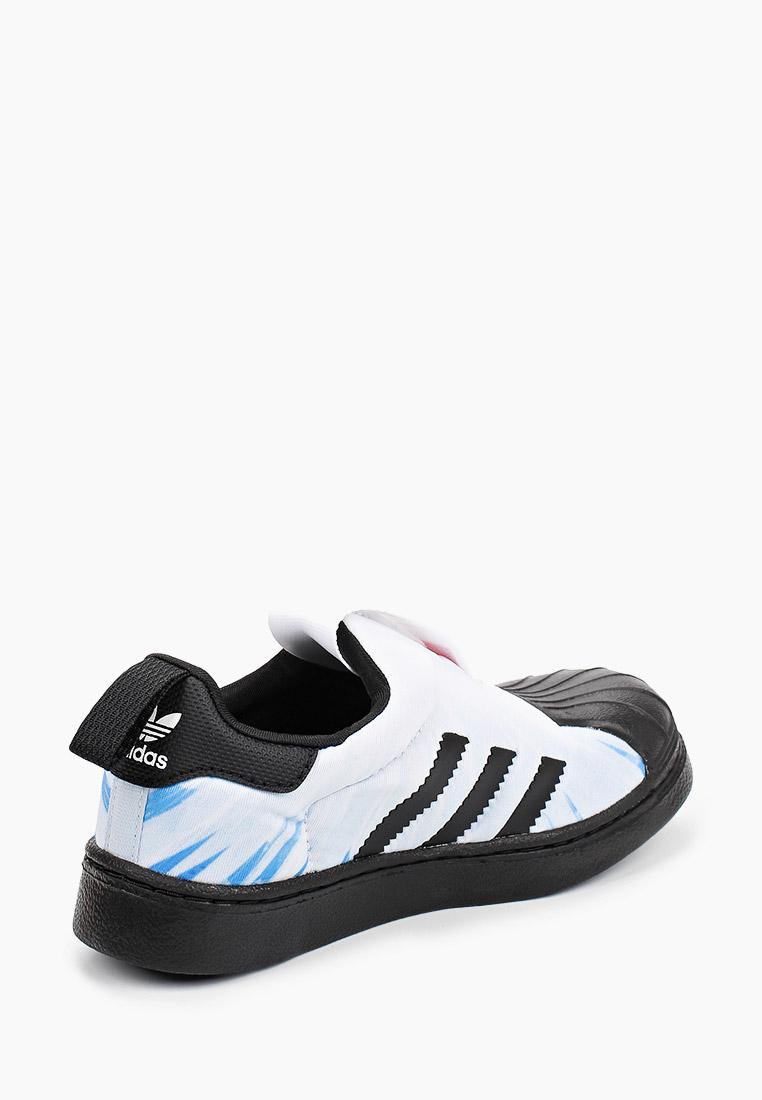 Кеды Adidas Originals (Адидас Ориджиналс) FX4878: изображение 3