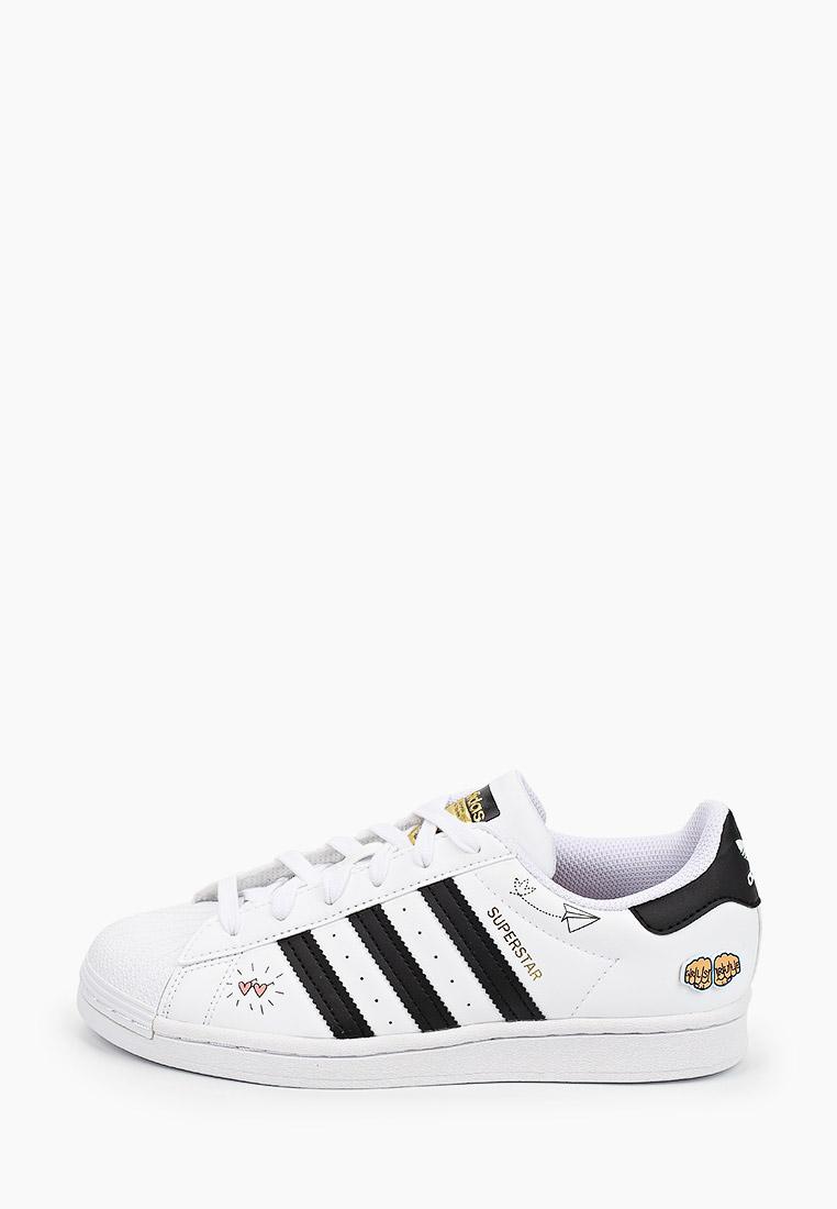 Кеды для мальчиков Adidas Originals (Адидас Ориджиналс) FX5202
