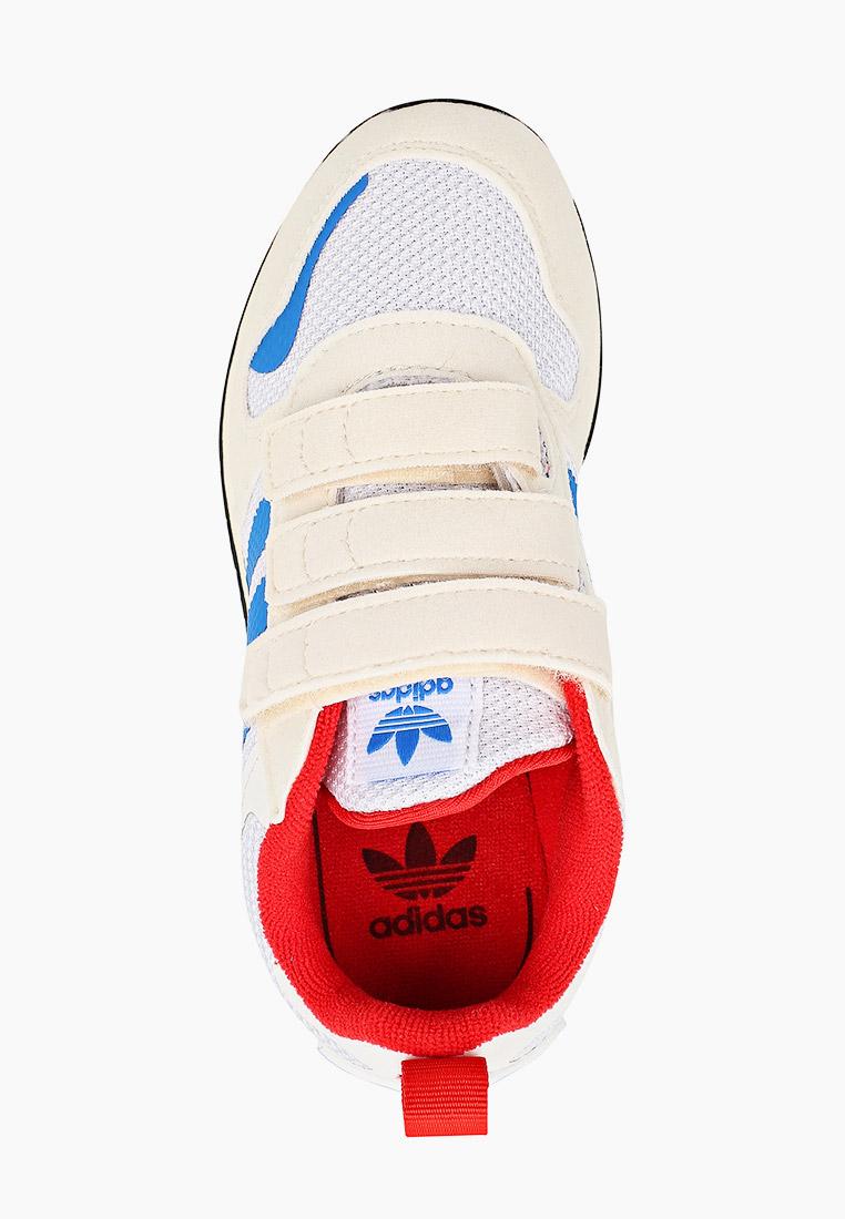 Кроссовки для мальчиков Adidas Originals (Адидас Ориджиналс) FX5238: изображение 4