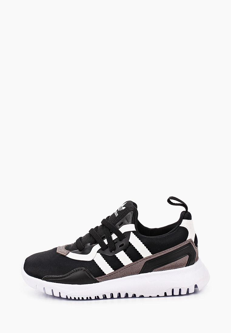 Кроссовки для мальчиков Adidas Originals (Адидас Ориджиналс) FX5323: изображение 1