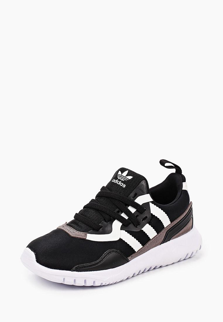 Кроссовки для мальчиков Adidas Originals (Адидас Ориджиналс) FX5323: изображение 2