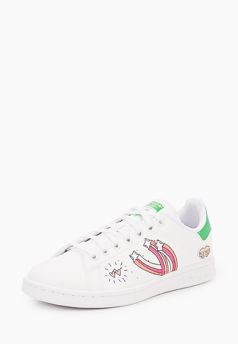 Кеды для мальчиков Adidas Originals (Адидас Ориджиналс) FX5976: изображение 2