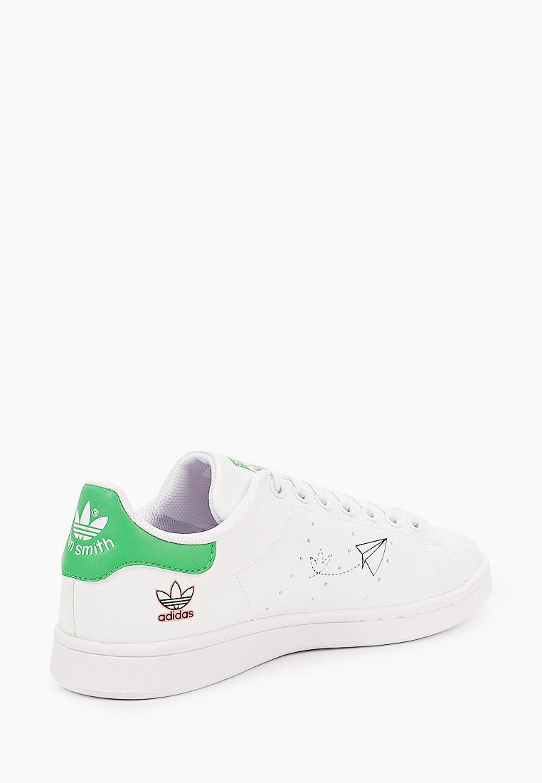 Кеды для мальчиков Adidas Originals (Адидас Ориджиналс) FX5976: изображение 3
