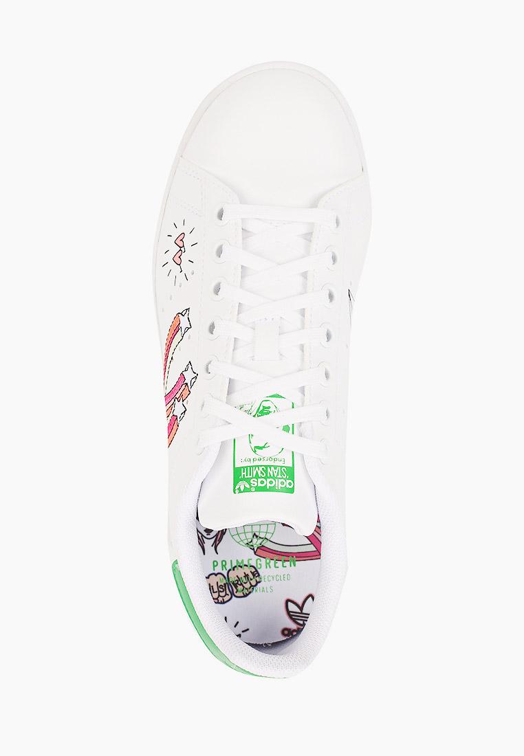 Кеды для мальчиков Adidas Originals (Адидас Ориджиналс) FX5976: изображение 4