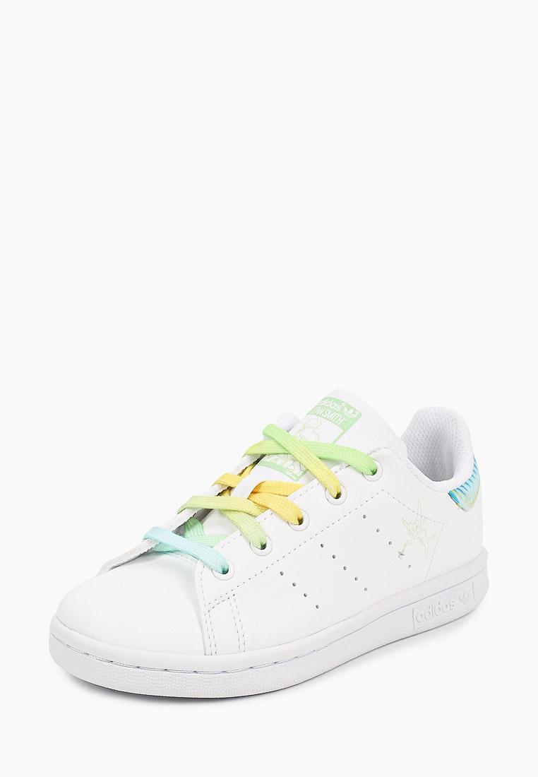 Кеды для мальчиков Adidas Originals (Адидас Ориджиналс) FX5999: изображение 2