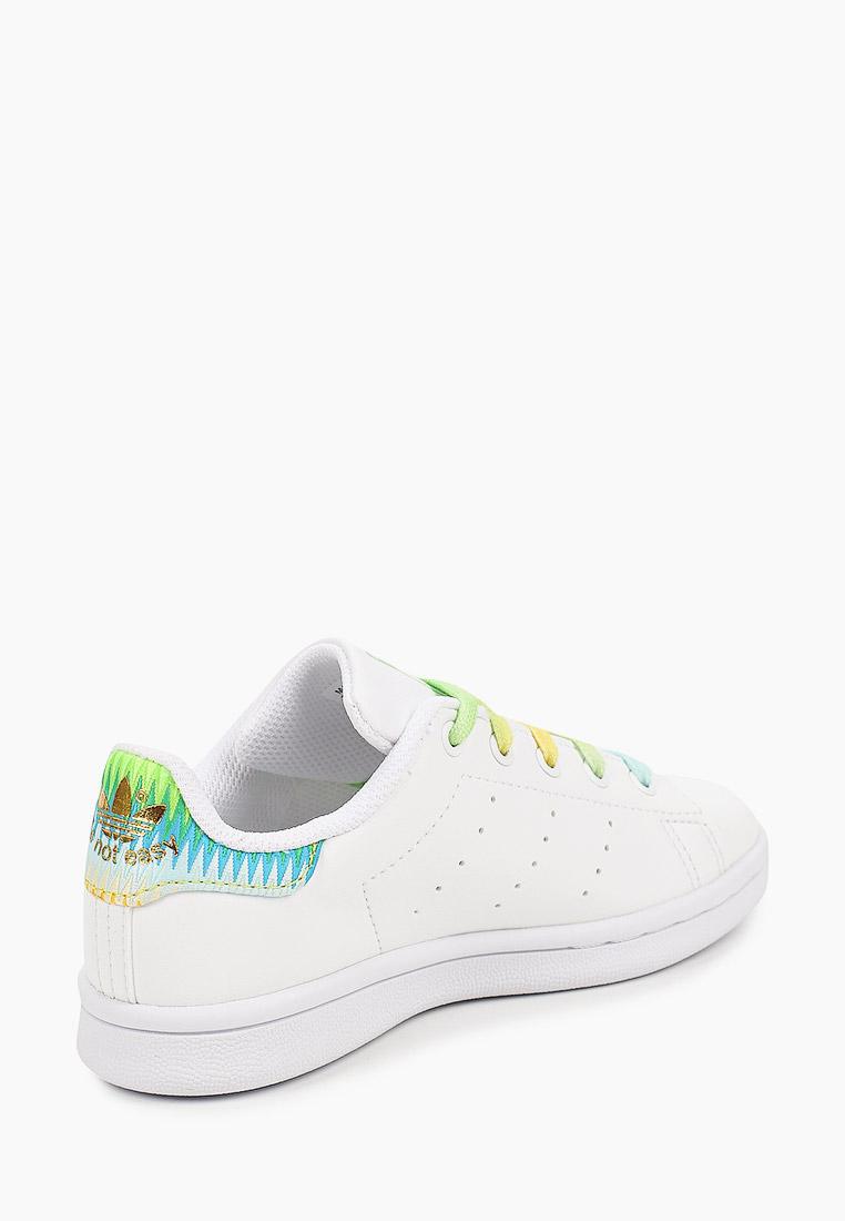 Кеды для мальчиков Adidas Originals (Адидас Ориджиналс) FX5999: изображение 3