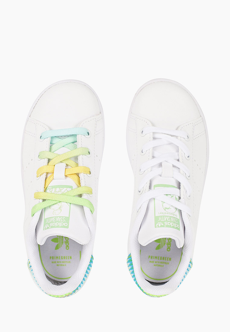 Кеды для мальчиков Adidas Originals (Адидас Ориджиналс) FX5999: изображение 4