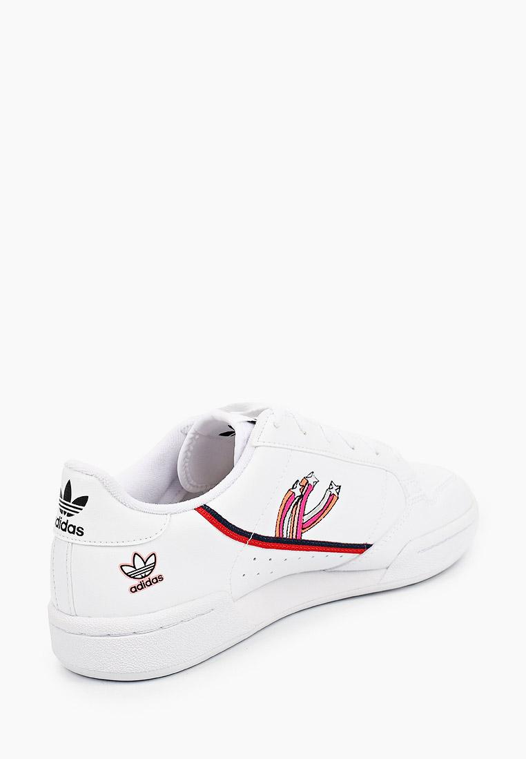 Кеды для мальчиков Adidas Originals (Адидас Ориджиналс) FX6067: изображение 3