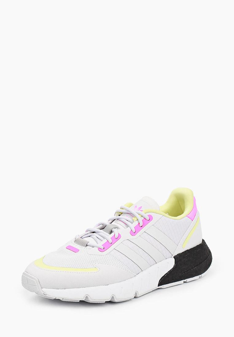 Кроссовки для мальчиков Adidas Originals (Адидас Ориджиналс) FX6642: изображение 2