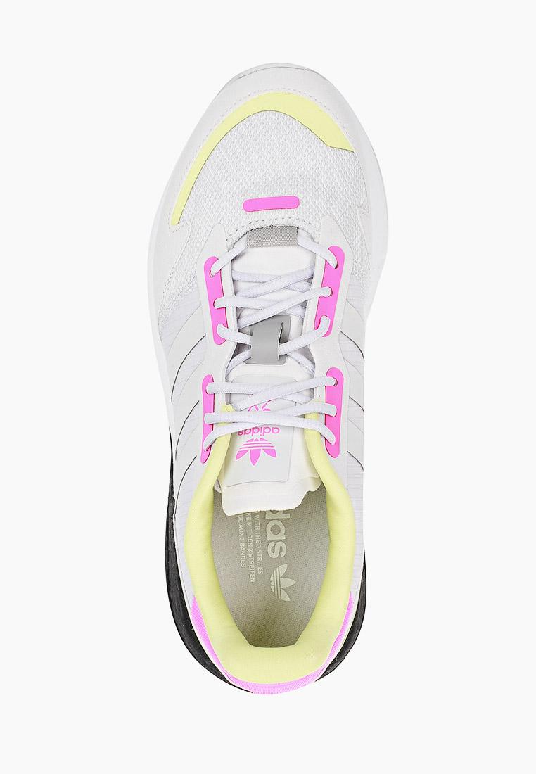Кроссовки для мальчиков Adidas Originals (Адидас Ориджиналс) FX6642: изображение 4