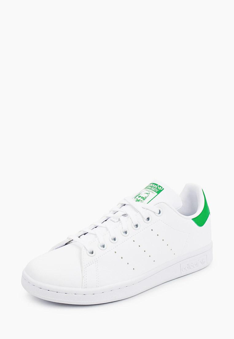 Кеды для мальчиков Adidas Originals (Адидас Ориджиналс) FX7519: изображение 2