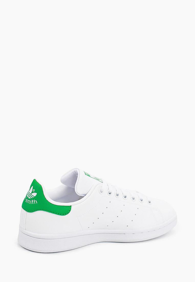 Кеды для мальчиков Adidas Originals (Адидас Ориджиналс) FX7519: изображение 3