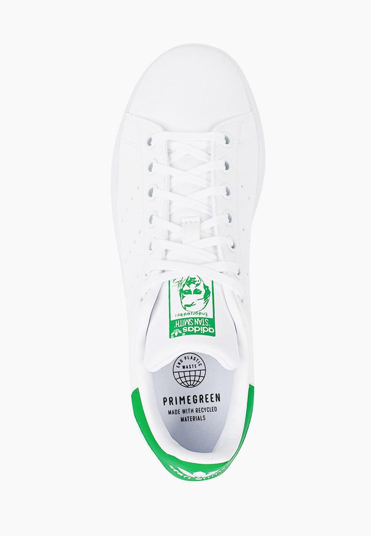 Кеды для мальчиков Adidas Originals (Адидас Ориджиналс) FX7519: изображение 4
