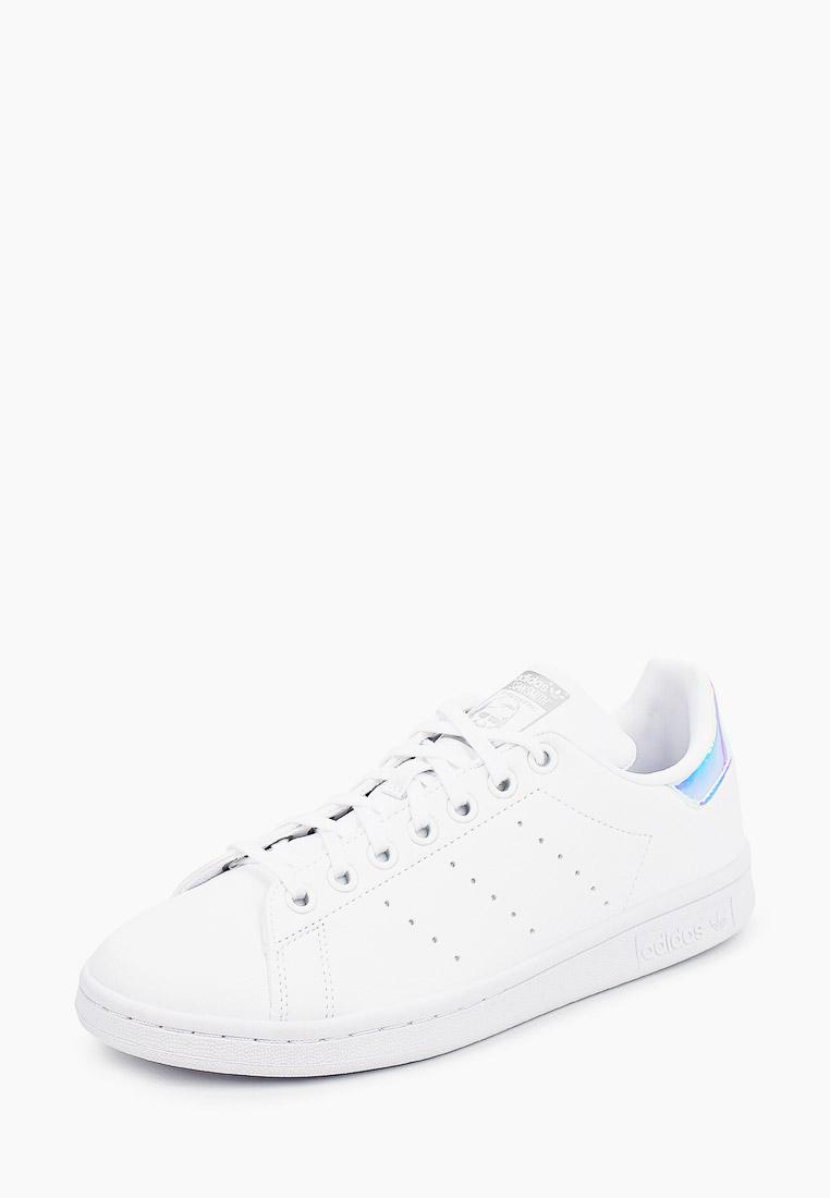 Кеды для мальчиков Adidas Originals (Адидас Ориджиналс) FX7521: изображение 2