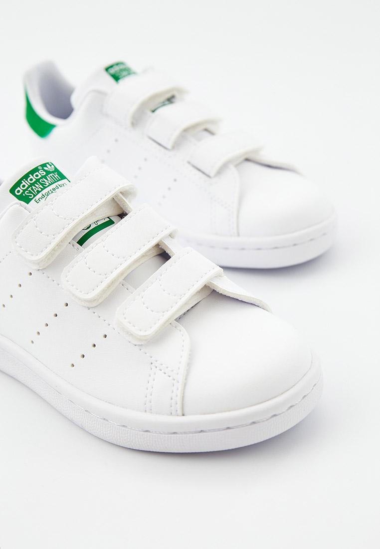Кеды для мальчиков Adidas Originals (Адидас Ориджиналс) FX7534: изображение 2