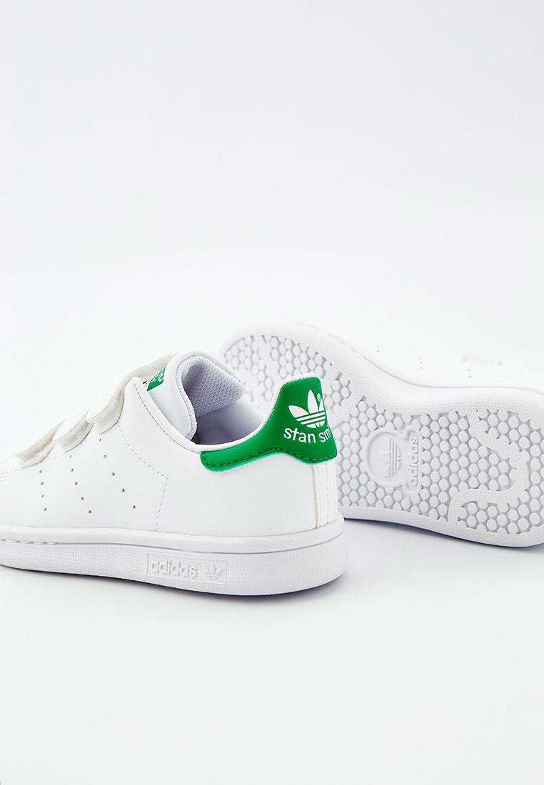 Кеды для мальчиков Adidas Originals (Адидас Ориджиналс) FX7534: изображение 3