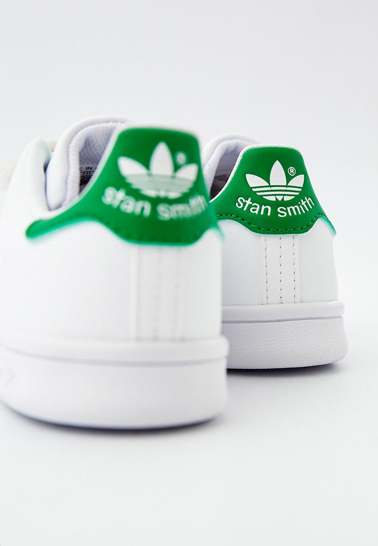 Кеды для мальчиков Adidas Originals (Адидас Ориджиналс) FX7534: изображение 4