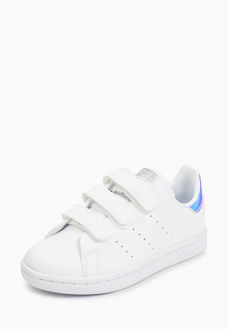 Кеды для мальчиков Adidas Originals (Адидас Ориджиналс) FX7539: изображение 2