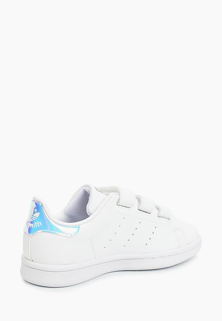 Кеды для мальчиков Adidas Originals (Адидас Ориджиналс) FX7539: изображение 3