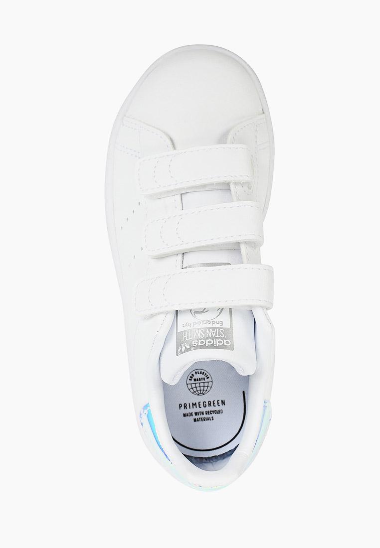 Кеды для мальчиков Adidas Originals (Адидас Ориджиналс) FX7539: изображение 4