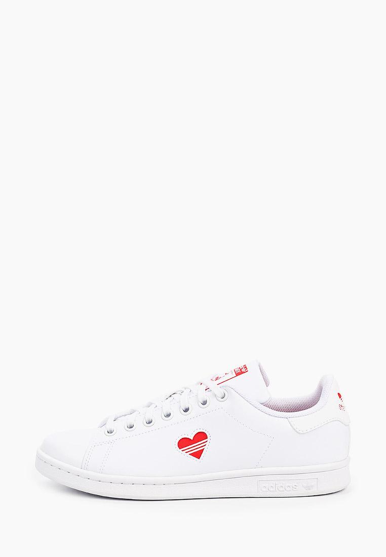 Кеды для мальчиков Adidas Originals (Адидас Ориджиналс) FY4481: изображение 1