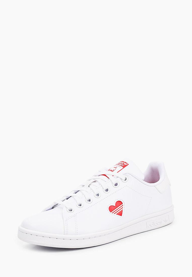 Кеды для мальчиков Adidas Originals (Адидас Ориджиналс) FY4481: изображение 2
