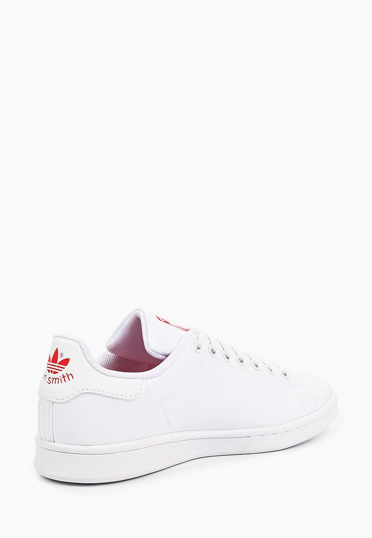 Кеды для мальчиков Adidas Originals (Адидас Ориджиналс) FY4481: изображение 3