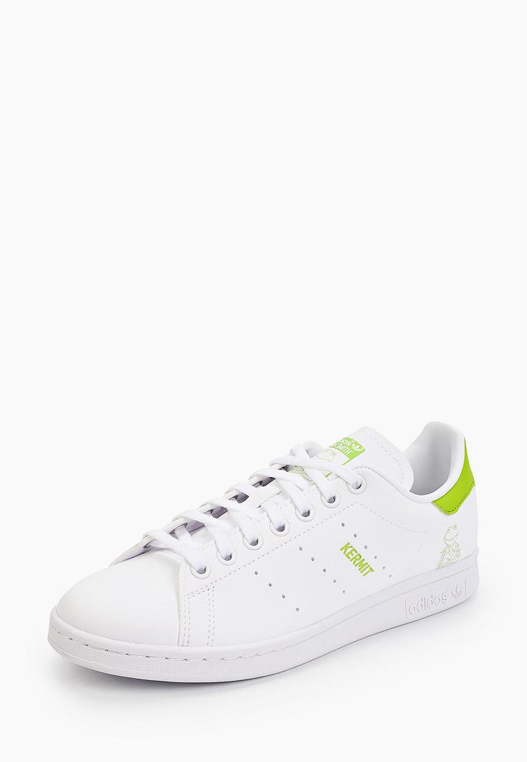 Кеды для мальчиков Adidas Originals (Адидас Ориджиналс) FY6535: изображение 2