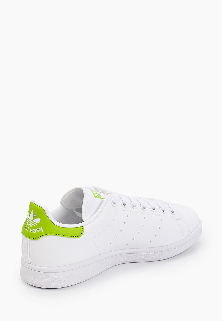 Кеды для мальчиков Adidas Originals (Адидас Ориджиналс) FY6535: изображение 3