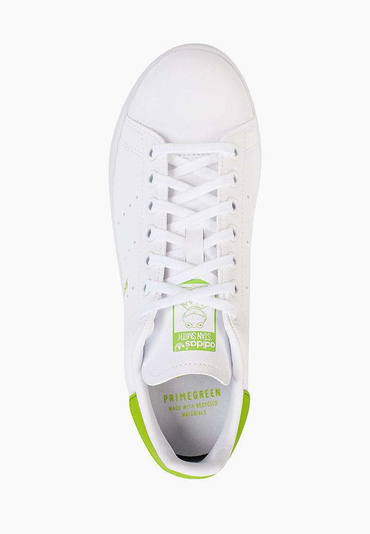 Кеды для мальчиков Adidas Originals (Адидас Ориджиналс) FY6535: изображение 4