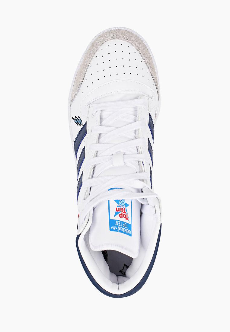 Кеды для мальчиков Adidas Originals (Адидас Ориджиналс) FY7163: изображение 4