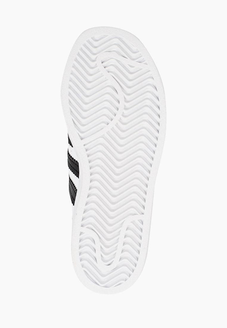 Кеды для мальчиков Adidas Originals (Адидас Ориджиналс) FZ0615: изображение 5