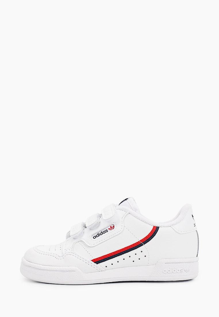 Кеды для мальчиков Adidas Originals (Адидас Ориджиналс) EH3230