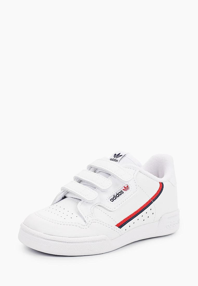 Кеды для мальчиков Adidas Originals (Адидас Ориджиналс) EH3230: изображение 2