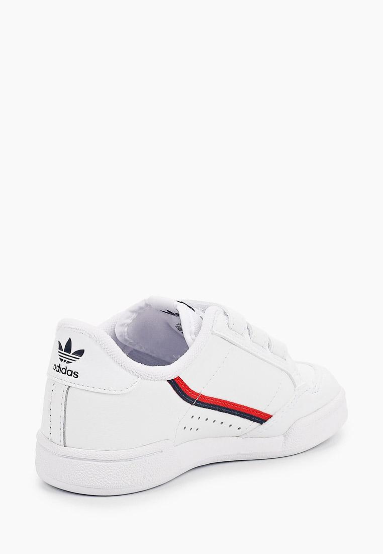 Кеды для мальчиков Adidas Originals (Адидас Ориджиналс) EH3230: изображение 3