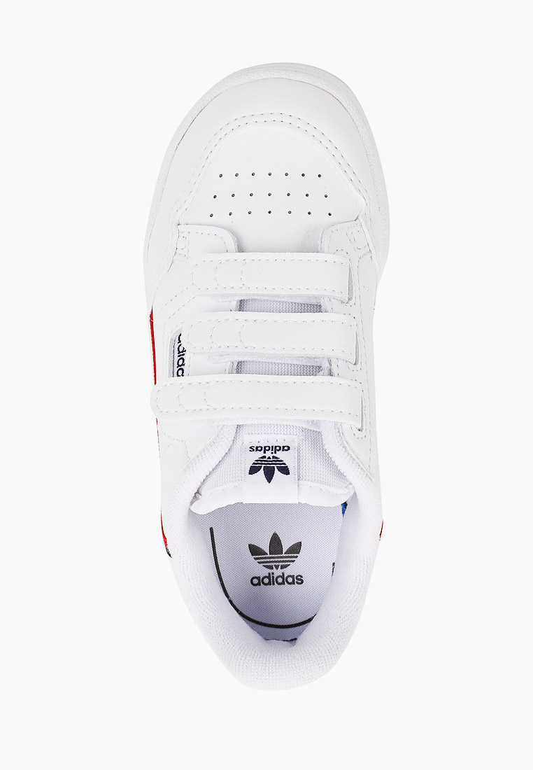 Кеды для мальчиков Adidas Originals (Адидас Ориджиналс) EH3230: изображение 4