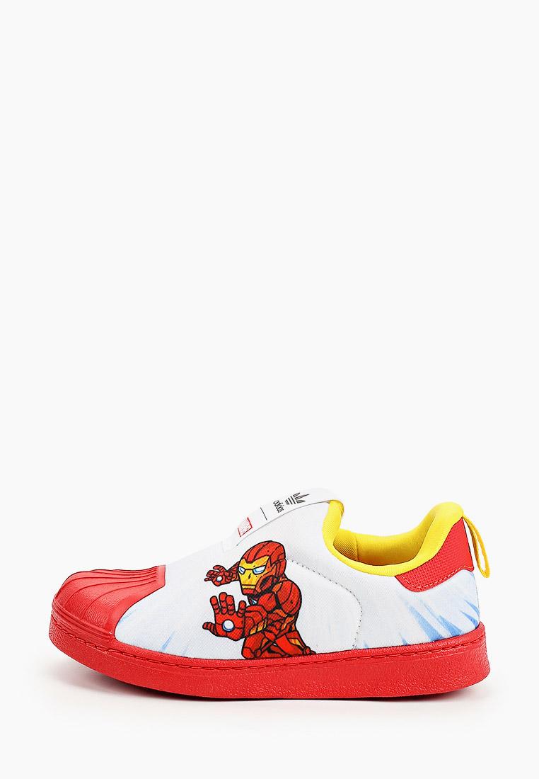 Кеды для мальчиков Adidas Originals (Адидас Ориджиналс) FX4883