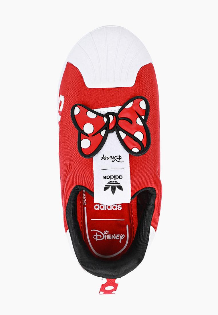 Мокасины для мальчиков Adidas Originals (Адидас Ориджиналс) FX4903: изображение 4