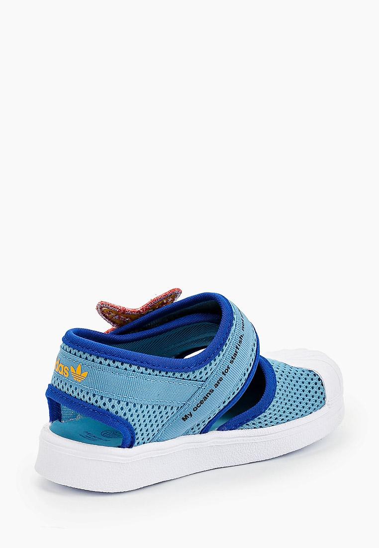 Сандалии Adidas Originals (Адидас Ориджиналс) FX4934: изображение 3