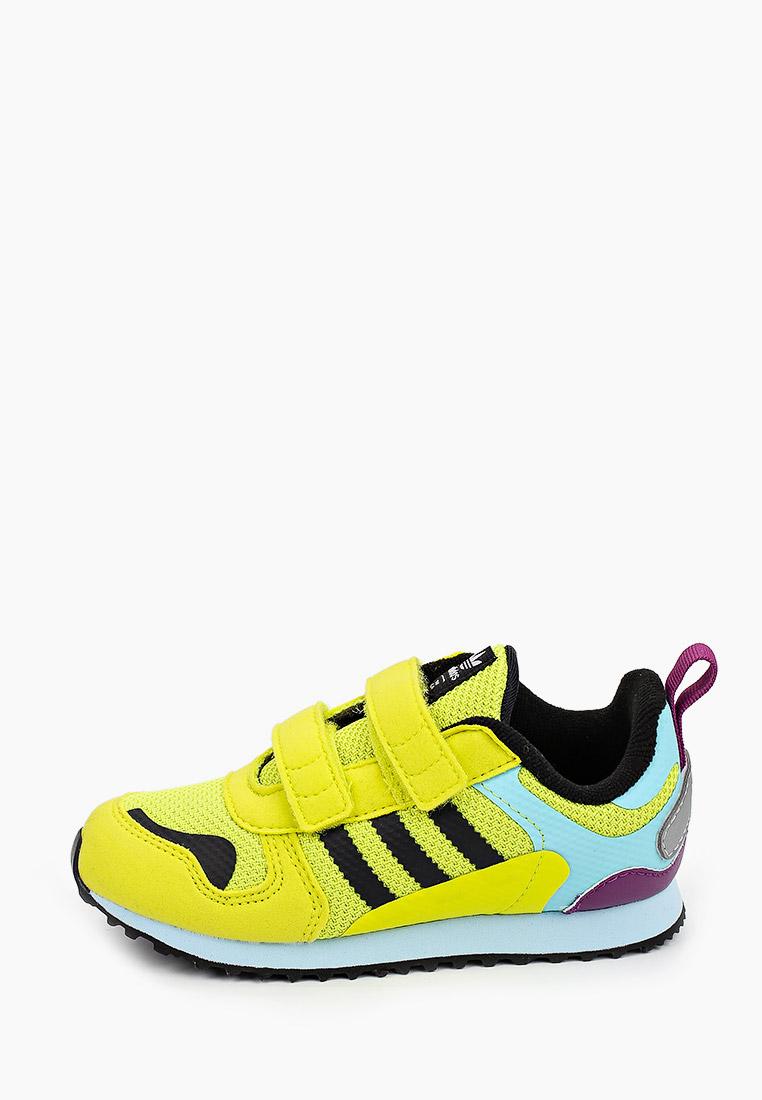 Кроссовки для мальчиков Adidas Originals (Адидас Ориджиналс) FX5240: изображение 1