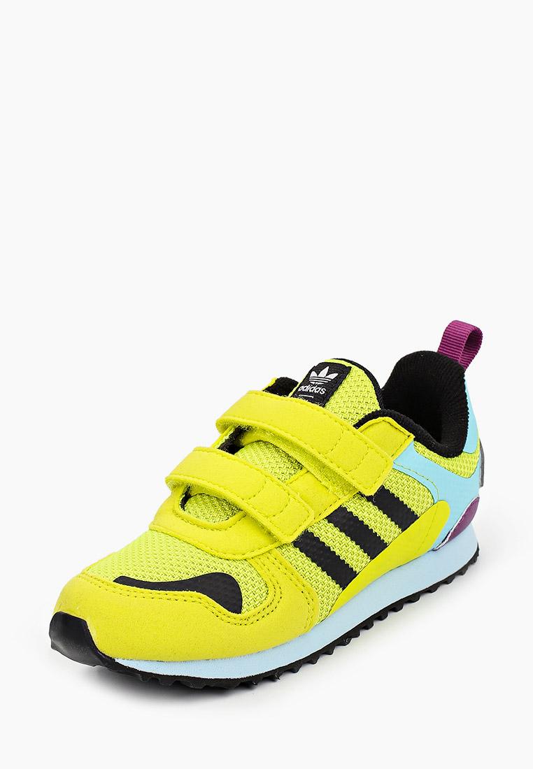 Кроссовки для мальчиков Adidas Originals (Адидас Ориджиналс) FX5240: изображение 2