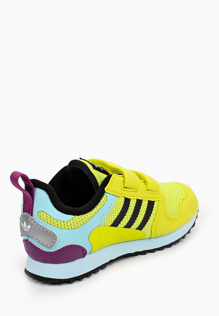 Кроссовки для мальчиков Adidas Originals (Адидас Ориджиналс) FX5240: изображение 3
