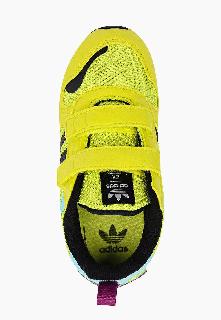 Кроссовки для мальчиков Adidas Originals (Адидас Ориджиналс) FX5240: изображение 4