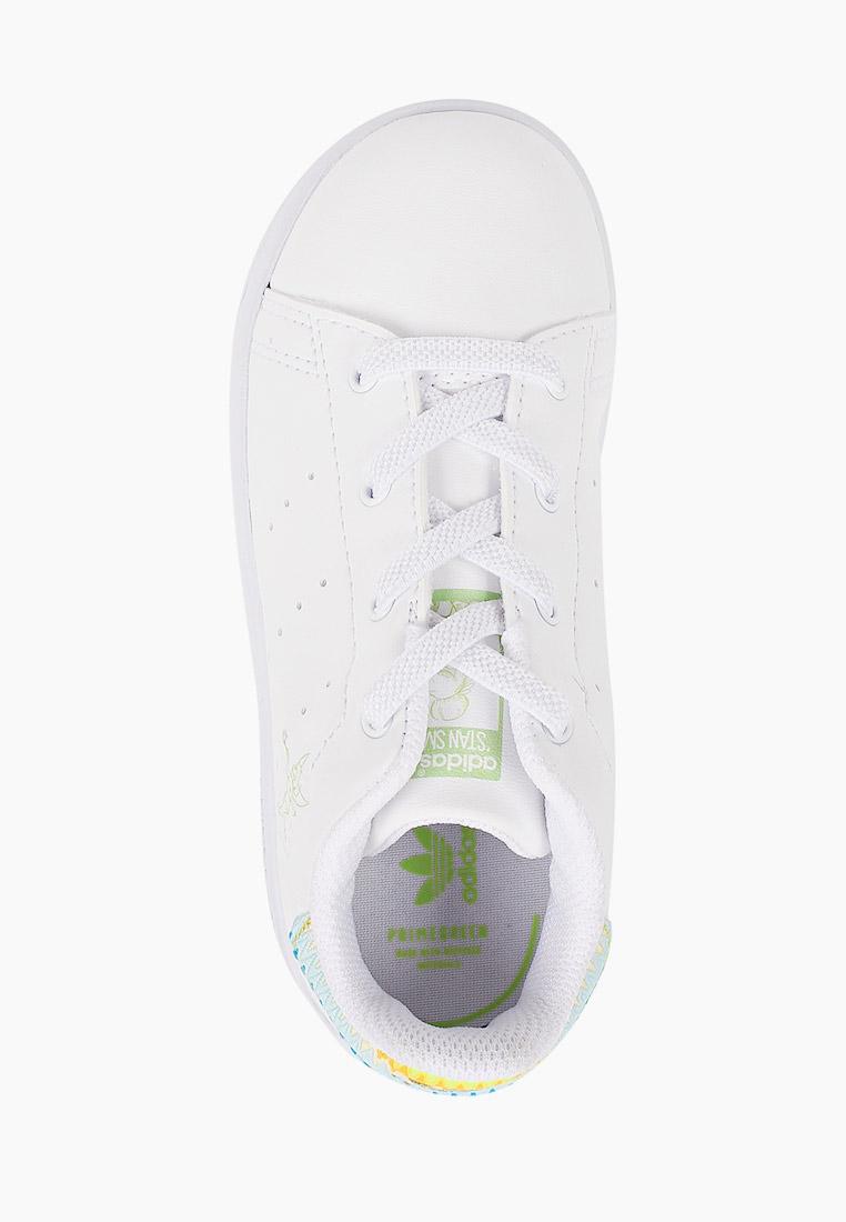 Кеды для мальчиков Adidas Originals (Адидас Ориджиналс) FX6000: изображение 4